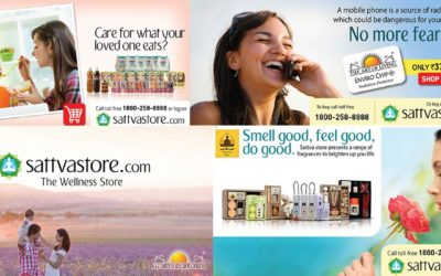 250% Growth In Social Media Engagement & 500% Increase In Website Revenue Via Facebook Ads | Sattva Store, The Official Art of Living Shop
