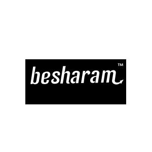 imbesharam_logoblck7