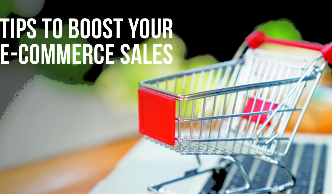 4 Simple Ways to Boost your E-commerce Sales