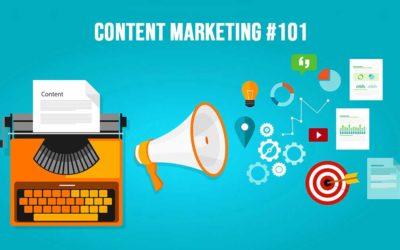 Content Marketing #101