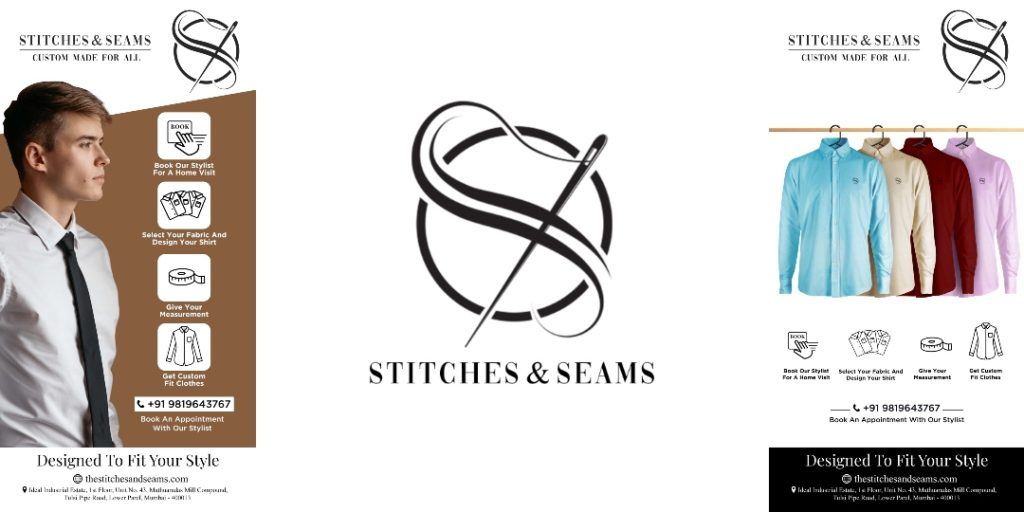 Creating A New Brand Identity – Brand Name, Logo, Positioning, Website & Consulting | The Stitches & Seams